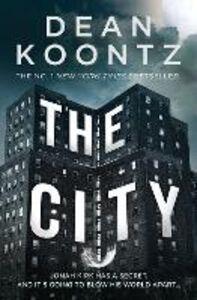 Ebook in inglese City Koontz, Dean