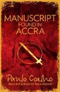 Manuscript Found in Accra - Paulo Coelho - cover
