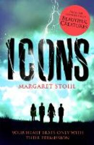 Icons - Margaret Stohl - cover