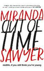 Out of Time - Miranda Sawyer - cover