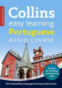 Easy Learning Portuguese Audio Course: Language Learning the Easy Way with Collins - Collins Dictionaries - cover