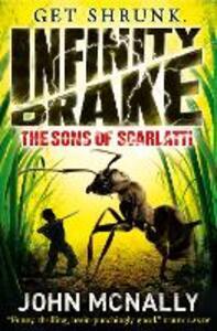 The Sons of Scarlatti - John McNally - cover