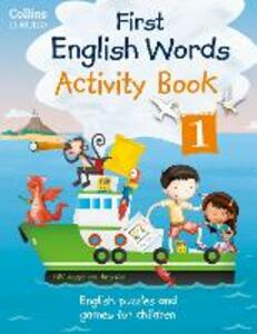 Activity Book 1: Age 3-7 - cover
