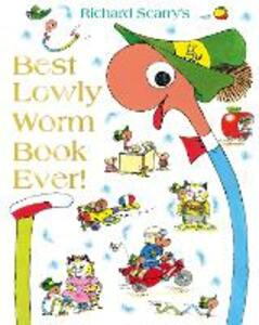 Best Lowly Worm Book Ever - Richard Scarry - cover