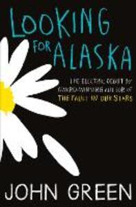 Looking For Alaska - John Green - cover