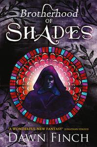 Brotherhood of Shades - Dawn Finch - cover