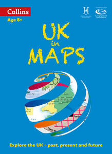 UK in Maps - Stephen Scoffham - cover