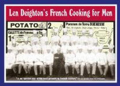 Foto Cover di Len Deighton's French Cooking for Men, Ebook inglese di Len Deighton, edito da HarperCollins Publishers