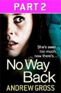 Foto Cover di No Way Back, Ebook inglese di Andrew Gross, edito da HarperCollins Publishers