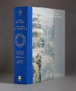 The Lord of the Rings - J. R. R. Tolkien - cover