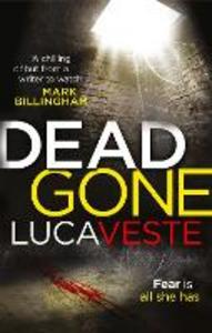 Ebook in inglese DEAD GONE Veste, Luca