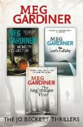 Meg Gardiner 3-Book Thriller Collection