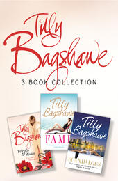 Tilly Bagshawe 3-book Bundle: Scandalous, Fame, Friends and Rivals