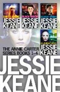 Ebook in inglese The Annie Carter Series Books 1–4 Keane, Jessie