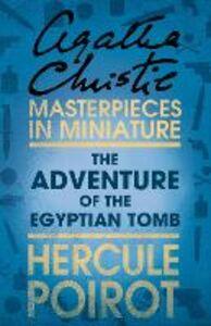 Foto Cover di The Adventure of the Egyptian Tomb, Ebook inglese di Agatha Christie, edito da HarperCollins Publishers