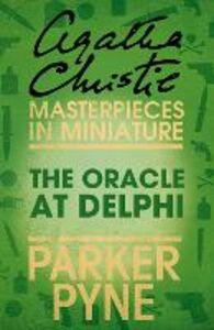 Foto Cover di The Oracle at Delphi, Ebook inglese di Agatha Christie, edito da HarperCollins Publishers