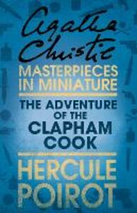 Ebook in inglese The Adventure of the Clapham Cook Christie, Agatha