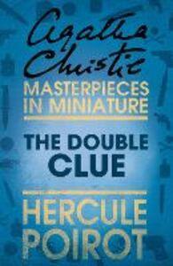 Foto Cover di The Double Clue, Ebook inglese di Agatha Christie, edito da HarperCollins Publishers