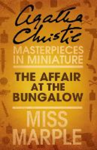 Ebook in inglese The Affair at the Bungalow Christie, Agatha