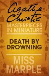 Ebook in inglese Death by Drowning Christie, Agatha