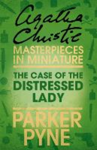 Ebook in inglese The Case of the Distressed Lady Christie, Agatha