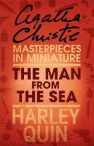 Ebook in inglese The Man from the Sea Christie, Agatha