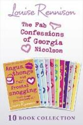 The Complete Fab Confessions of Georgia Nicolson