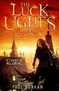 The Last Reckoning - Paul Durham - cover