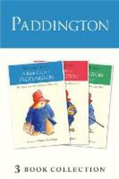Paddington Novels 1-3
