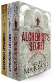 Scott Mariani 3 Book Bundle