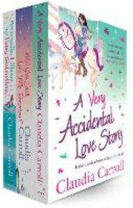 Foto Cover di Claudia Carroll 3 Book Bundle, Ebook inglese di Claudia Carroll, edito da HarperCollins Publishers