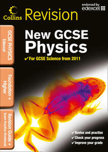 Edexcel GCSE Physics: Revision Guide and Exam Practice Workbook - Sarah Mansel - cover
