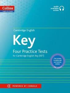 Practice Tests for Cambridge English: Key: Ket - Katie Foufouti - cover