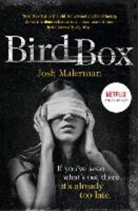 Bird Box - Josh Malerman - cover