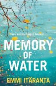 Ebook in inglese Memory of Water Itäranta, Emmi
