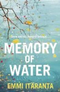 Memory of Water - Emmi Itaranta - cover