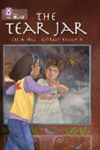 The Tear Jar: Band 18/Pearl - Celia Rees - cover