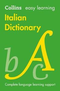Easy Learning Italian Dictionary - Collins Dictionaries - cover