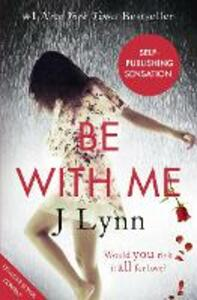 Be With Me - J. Lynn - cover