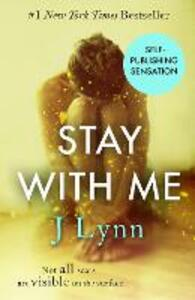 Stay With Me - J. Lynn - cover