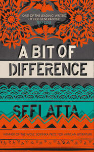A Bit of Difference - Sefi Atta - cover
