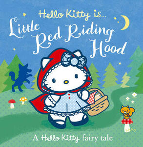 Hello Kitty is... Little Red Riding Hood - cover