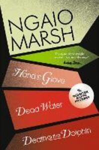 Foto Cover di Inspector Alleyn 3-Book Collection 8, Ebook inglese di Ngaio Marsh, edito da HarperCollins Publishers