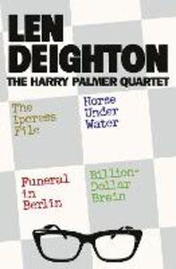 Foto Cover di The Harry Palmer Quartet, Ebook inglese di Len Deighton, edito da HarperCollins Publishers