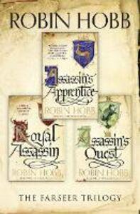 Foto Cover di The Farseer Trilogy, Ebook inglese di Robin Hobb, edito da HarperCollins Publishers