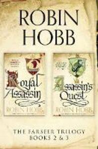 Foto Cover di Royal Assassin and Assassin's Quest, Ebook inglese di Robin Hobb, edito da HarperCollins Publishers