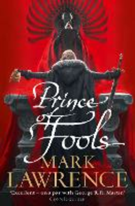 Ebook in inglese Prince of Fools (Red Queen's War, Book 1) Lawrence, Mark