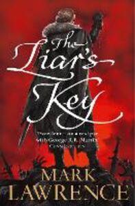 Foto Cover di The Liar's Key, Ebook inglese di Mark Lawrence, edito da HarperCollins Publishers