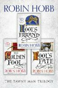 Ebook in inglese The Complete Tawny Man Trilogy Hobb, Robin
