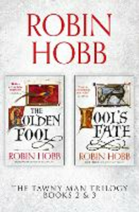 Ebook in inglese The Tawny Man Trilogy Books 2 and 3 Hobb, Robin